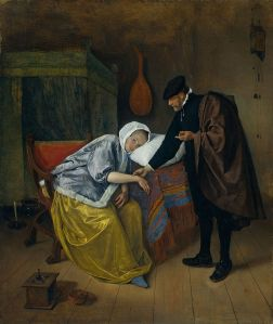 800px-Steen_Doctor_and_His_Patient